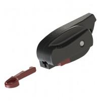 Устройство активации автоматической тормозной системы детской коляски