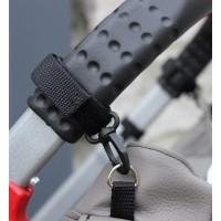 Крепления для сумки на ручку коляски Hartan