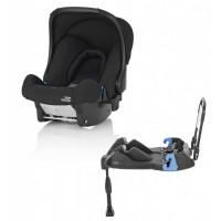 Комплект: автокресло Britax Roemer Baby-Safe + ременная база