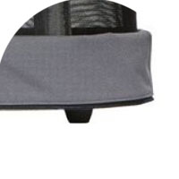 Резиновые ножки на дне люльки: можно использовать на ровных поверхностях