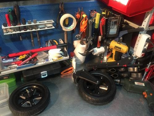ремонт колясок joolz